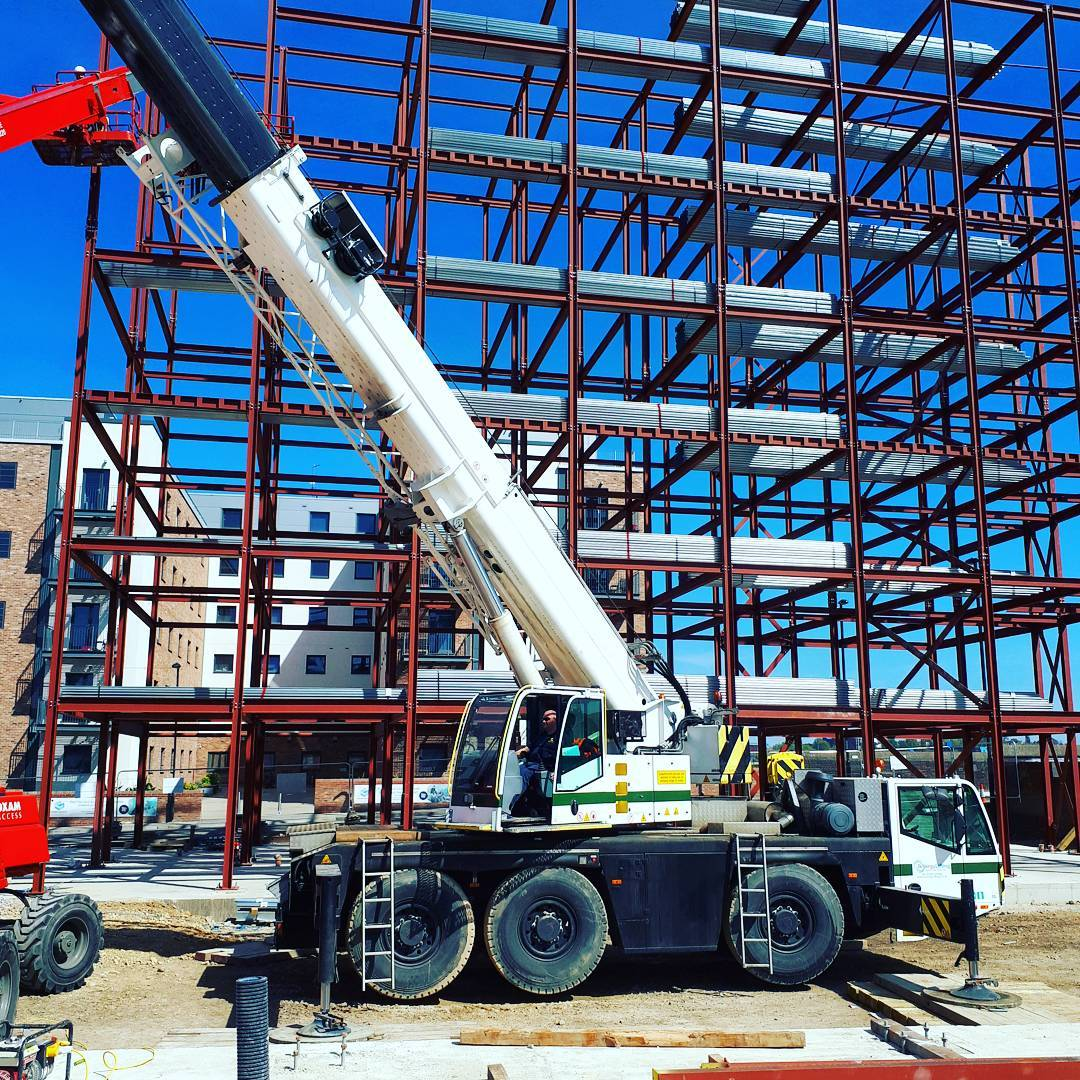 Steel Erection and Dismantling